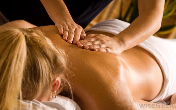 Deep Tissue Massage Touch of Grace