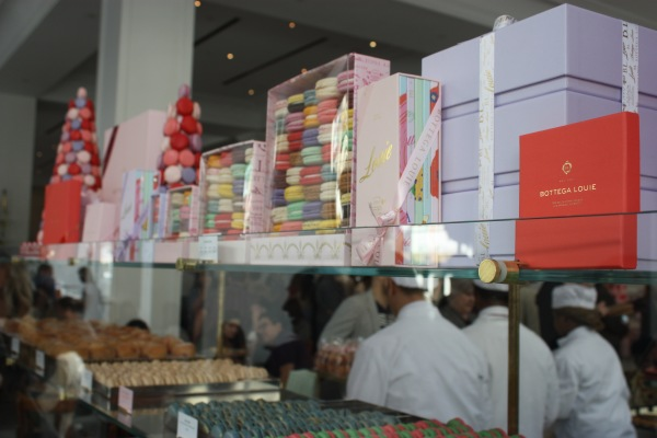 Bottega Louie in Downtown LA