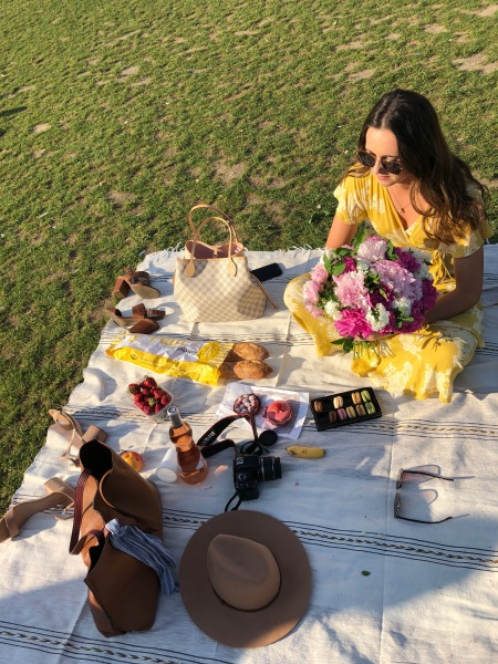 Perfect Paris Picnic