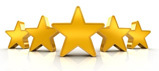5 stars for Tara Grey