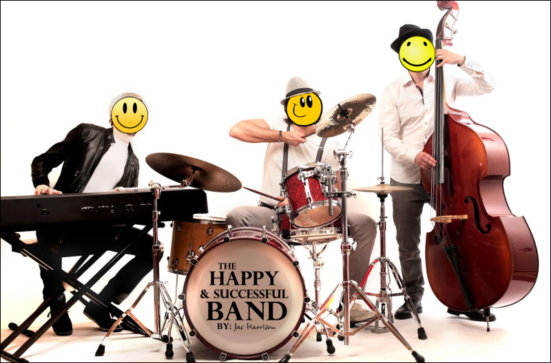 The Happy & Successful Band!?! By Jac Harrison