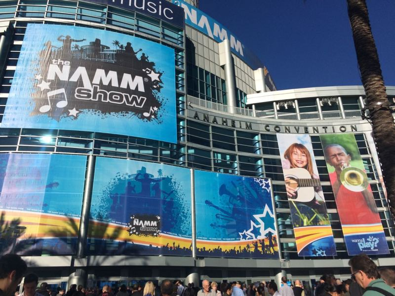 """Don't Be """"That Guy""""... The NAMM Survival Guide."""