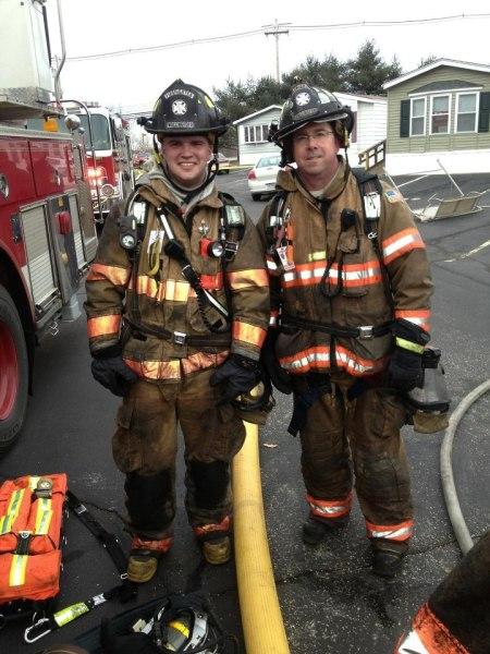 FF/Medic Meade and FF Owen