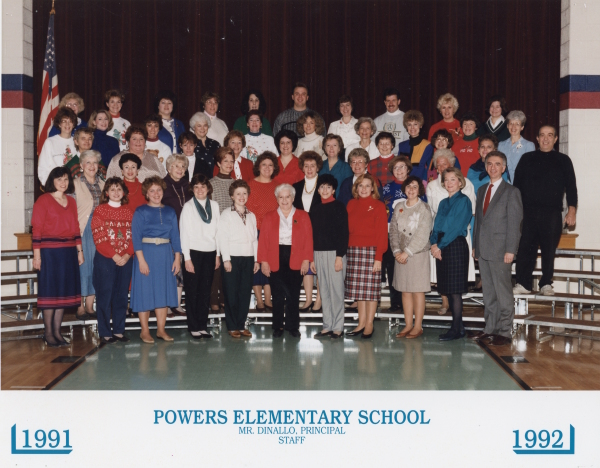 Powers Faculty
