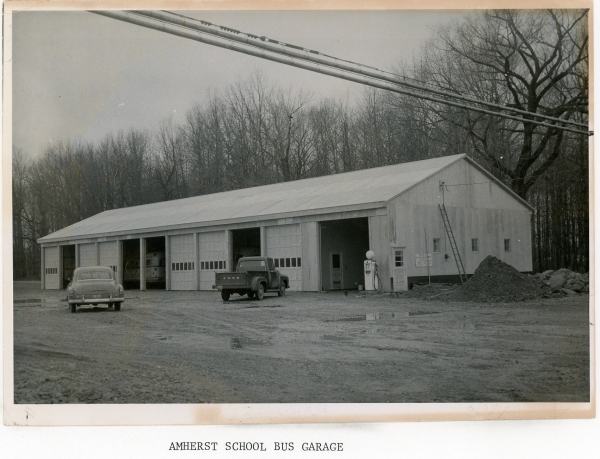 The Amherst Bus Garage