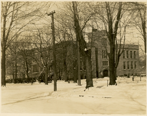 Central School, circa late 1920s/early 1930s