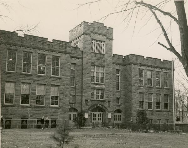 Central School, 1953