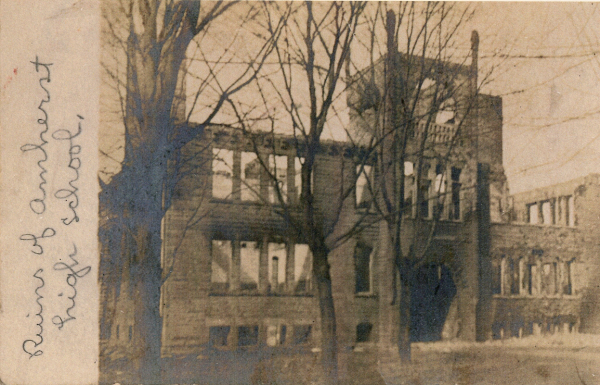Ruins of Central School