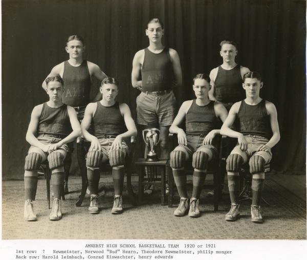 AHS Basketball 1921