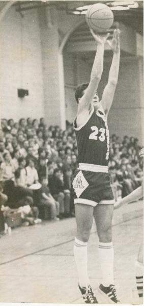 Doug Sanker, MLS Basketball
