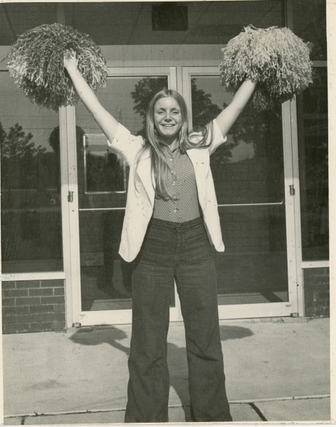 Cheerleader, 1970s