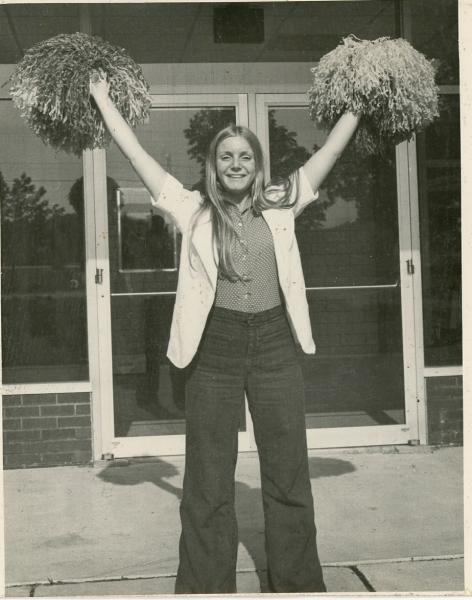 Cheerleader, 1970s