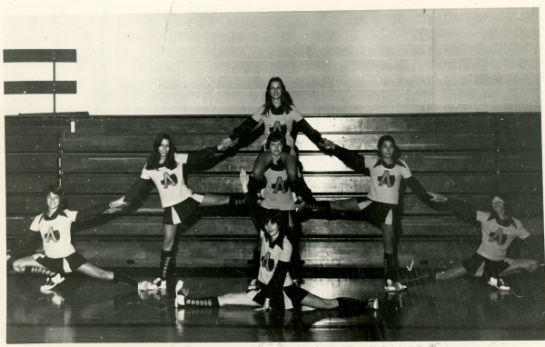 MLS Cheerleaders, 1970s