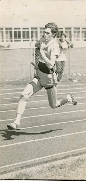 Dean Kerekes runs