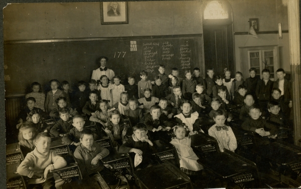 Central School Students & Teachers