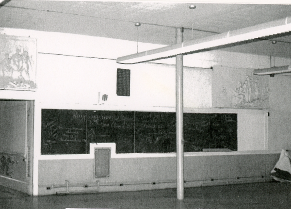 Central School, Study Hall