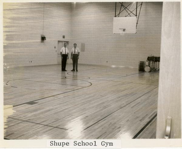 Shupe School Gymnasium
