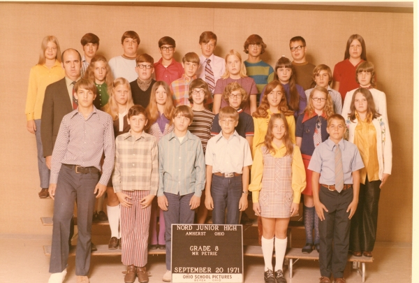 Nord Junior High Class Photos