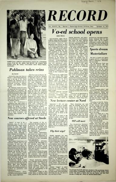October 15, 1971