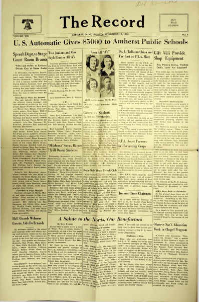 November 16, 1943