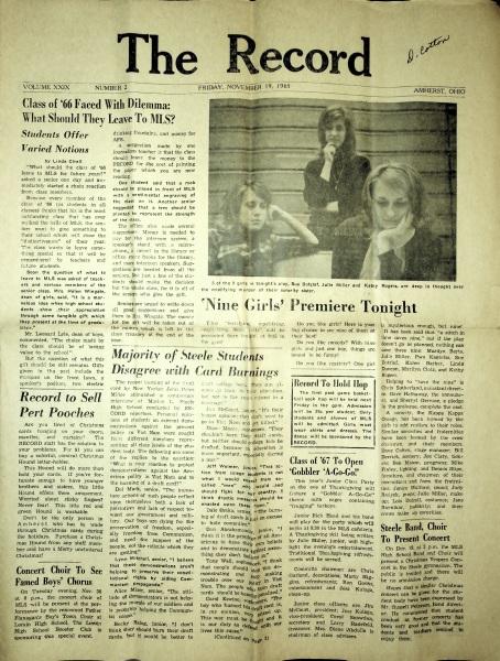 November 19, 1965