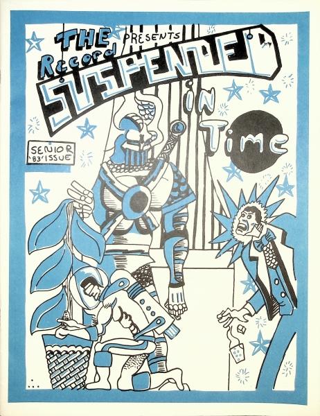 Senior Issue - 1983