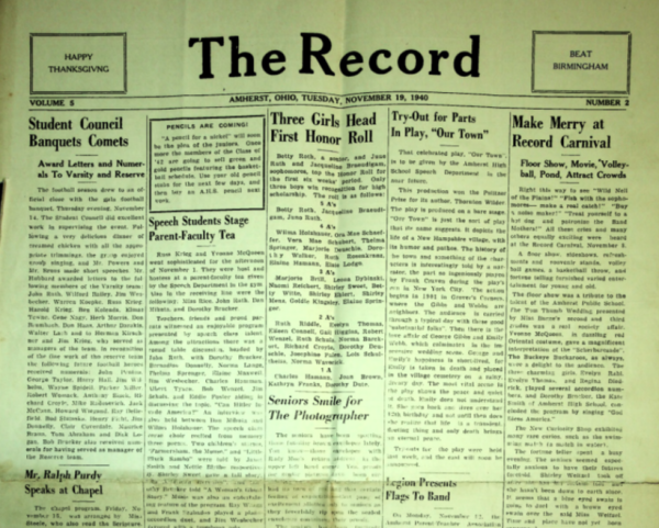 November 19, 1940