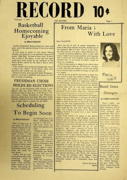 February 7, 1974