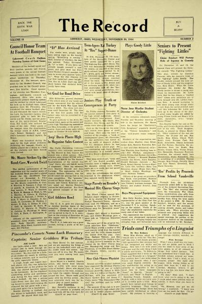 November 29, 1944