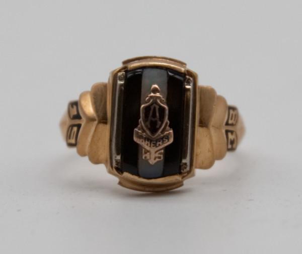 Class Ring - 1938
