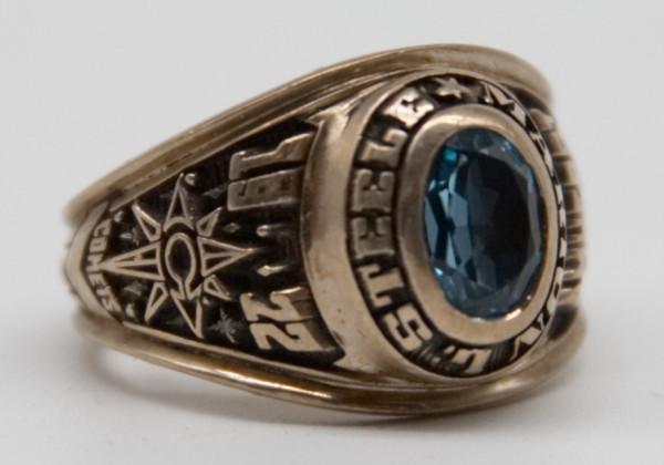 Class Ring - 1972