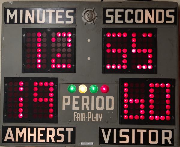 Scoreboard - Shupe Middle School