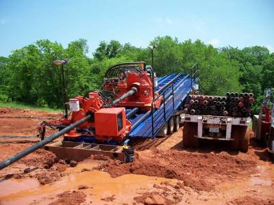 Horizontal Boring & Directional Drilling