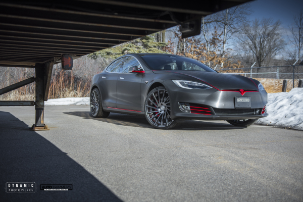 Tesla, Vehicle Wraps MN, Custom Vehicle Wraps, Car wraps MN