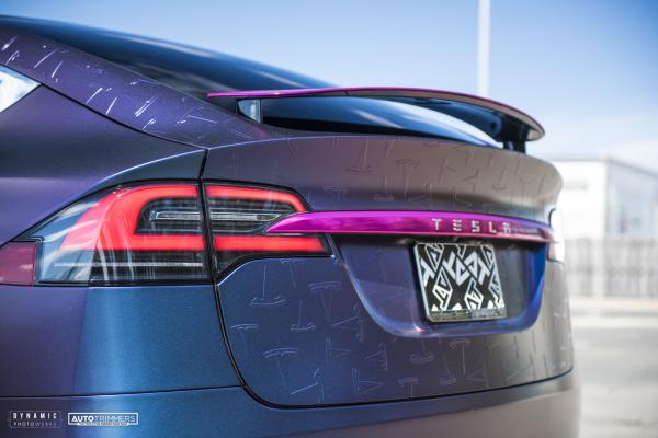 Tesla, Vehicle Wraps MN, Custom Vehicle Wraps, Car wraps MN