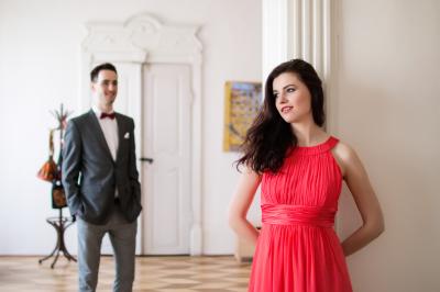 Aneta Ručková a Josef Kratochvíl