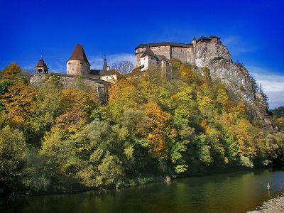 Organ-opera concert in Slovakia - Orawa castle - 2017