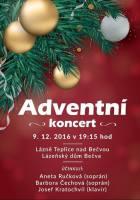 Aneta Ručková a Josef Kratochvíl Adventní koncert