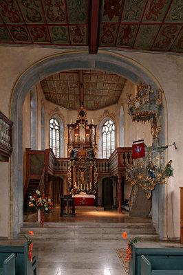 Organ concert in Obereisenheim (DE)
