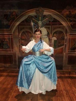 Baroque opera- princess Amaltea - 2017