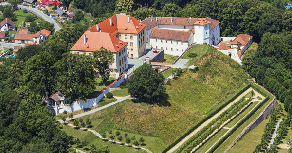Opera-piano concert in the castle Kunštát (CZ)