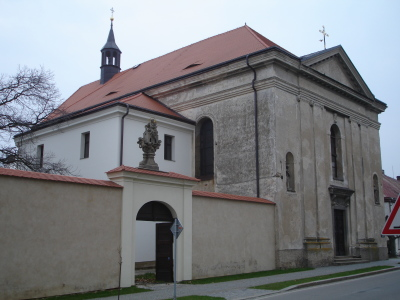 Organ-singing concert in Golčův Jeníkov (CZ)