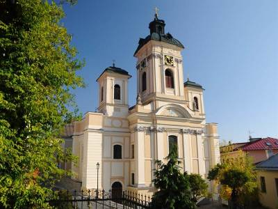 Organ recital in Banská Štiavnica (SK) - 2018