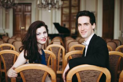 Aneta Ručková and Josef Kratochvíl