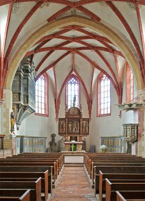 Orgel Musik in St. Marienkirche Rötha (DE) - 2018