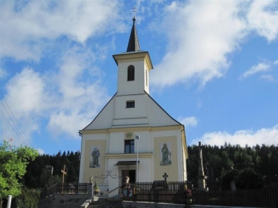 Christmas concert in Hutisko-Solanec (CZ) - 2017
