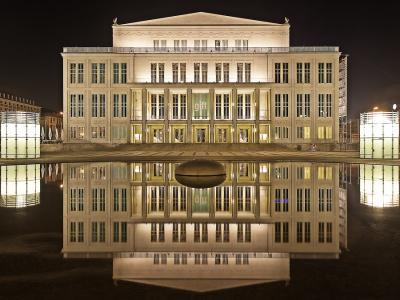 Oper Leipzig - Der Rosenkavalier  (DE)