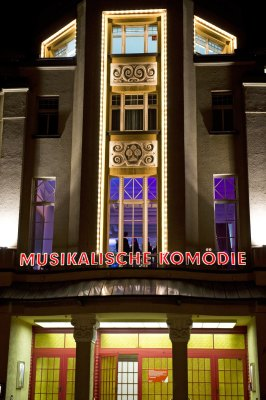 Musikalische Komödie - Madame Pompadour (DE)