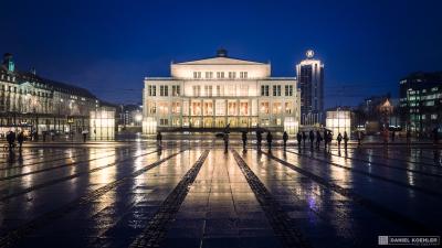 Oper Leipzig - Rusalka (DE)