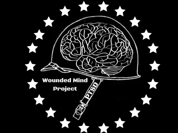 Wounded Mind Project Logo